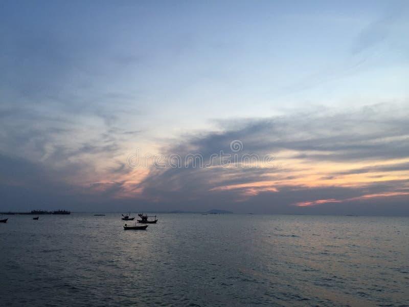 Mare in Tailandia immagini stock