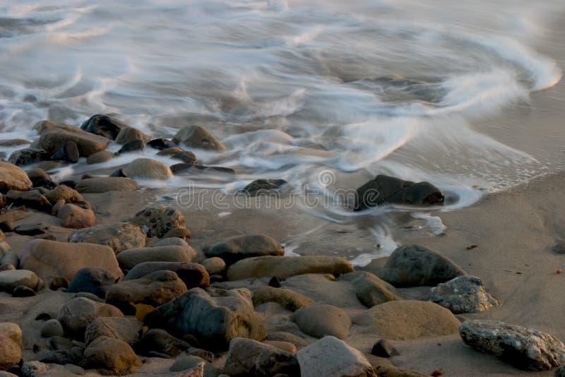 Mareas del océano II foto de archivo libre de regalías