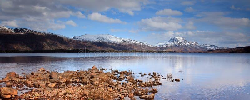 maree loch ландшафта стоковые изображения rf