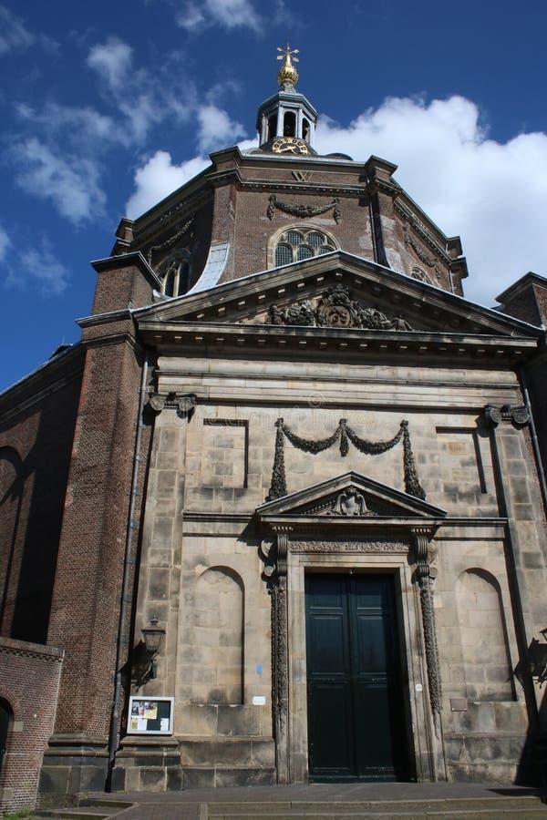 Marekirk, Προτεσταντική Εκκλησία στο Λάιντεν, Κάτω Χώρες στοκ φωτογραφίες με δικαίωμα ελεύθερης χρήσης