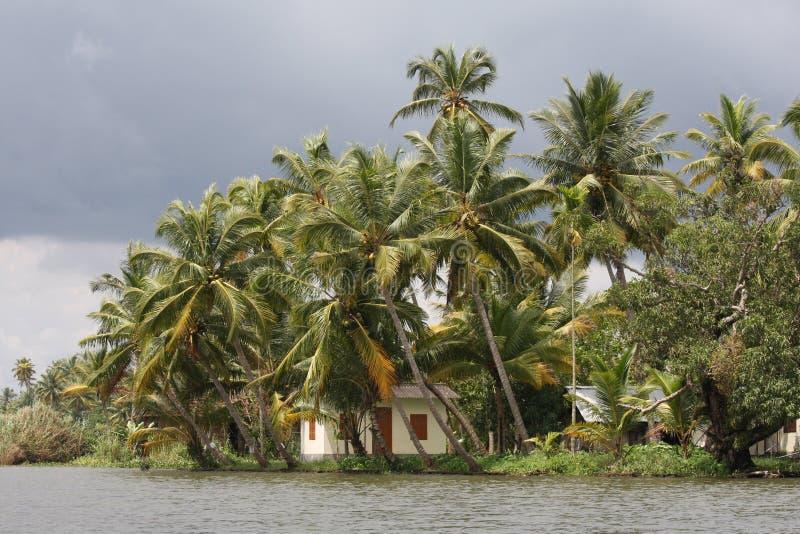 mares Kerala photo libre de droits