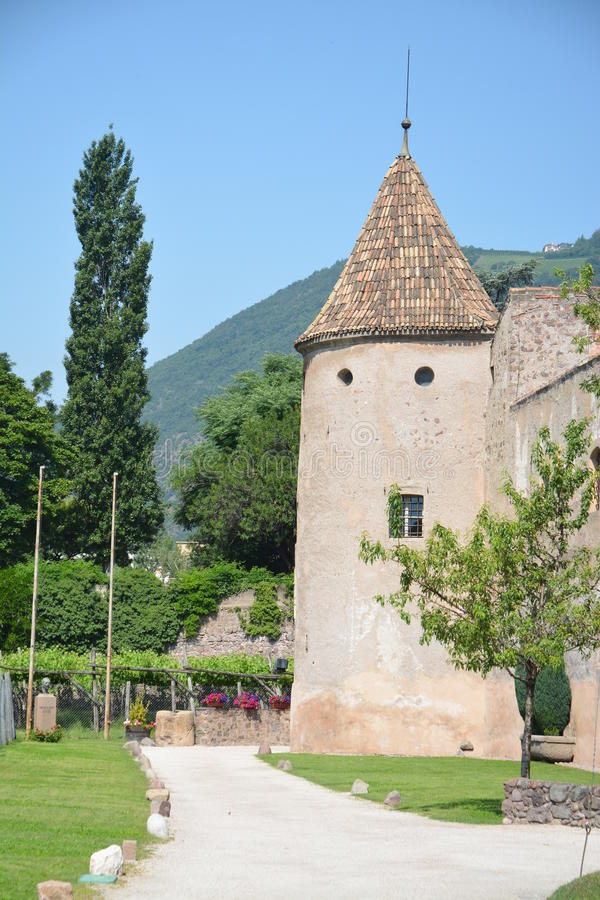 Maretsch slott arkivbilder