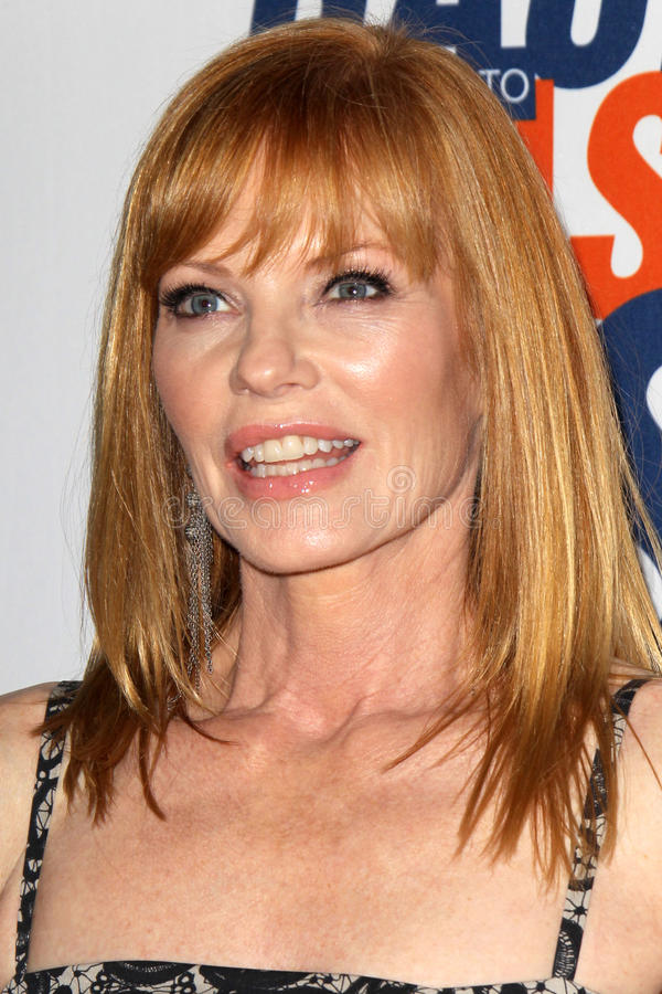 Download Marg Helgenberger Arrives At The 19th Annual Race To Erase MS Gala Editorial Stock Photo - Image: 25274798