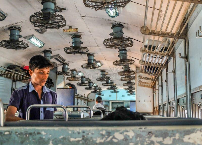 Margao, Goa, Índia 30 de janeiro de 2018 imagem de stock