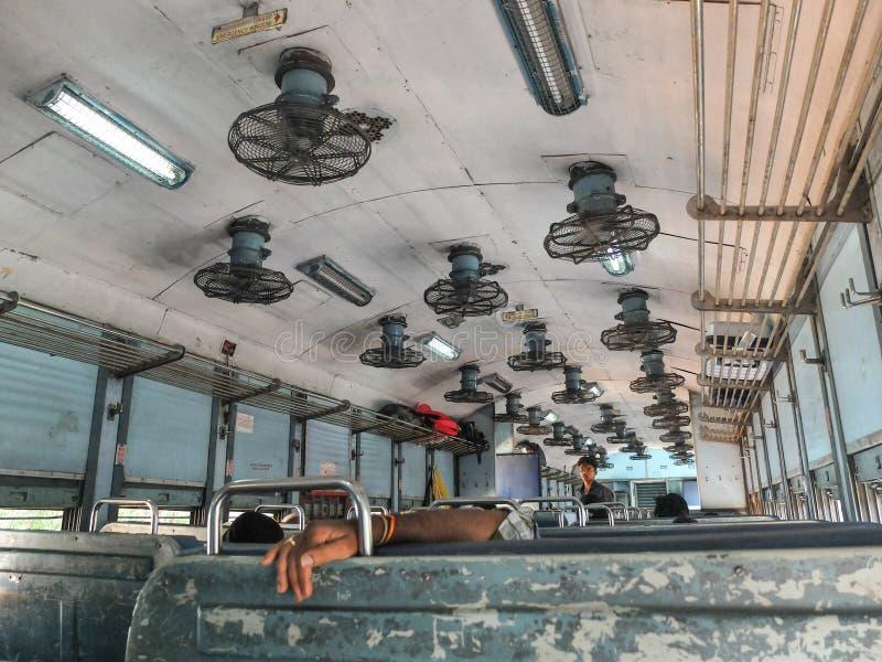 MARGAO, 30 GOA/INDIA-JANUARI: stock afbeelding