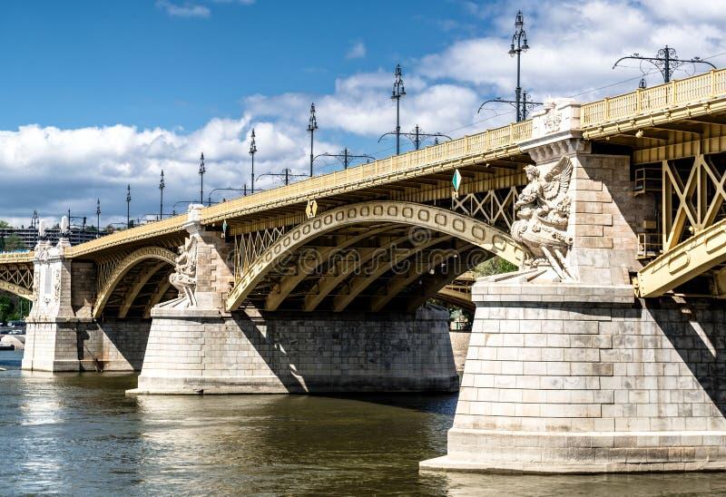 Margaret Bridge royalty-vrije stock fotografie