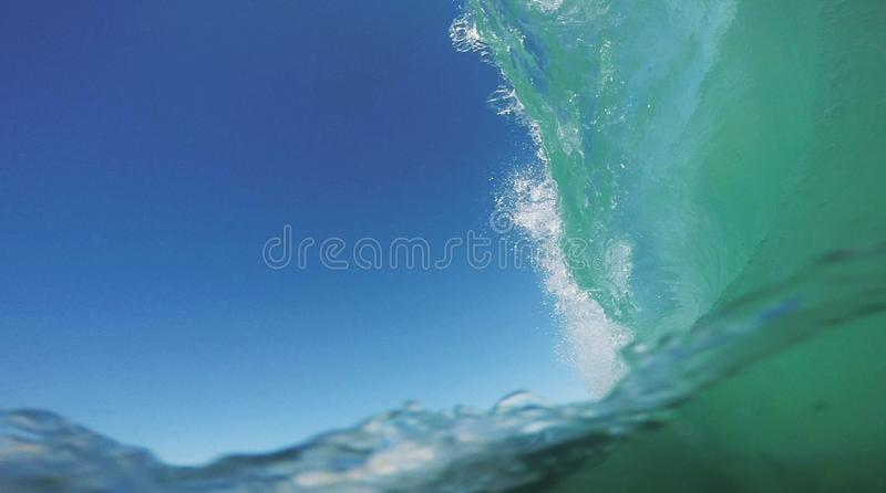 Margaret River Surfing photo libre de droits