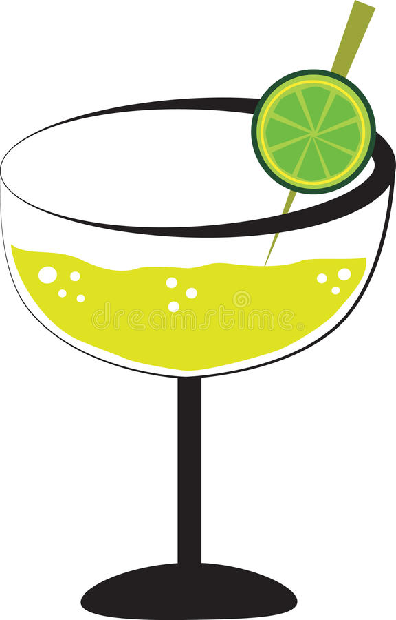 Margarita illustration stock