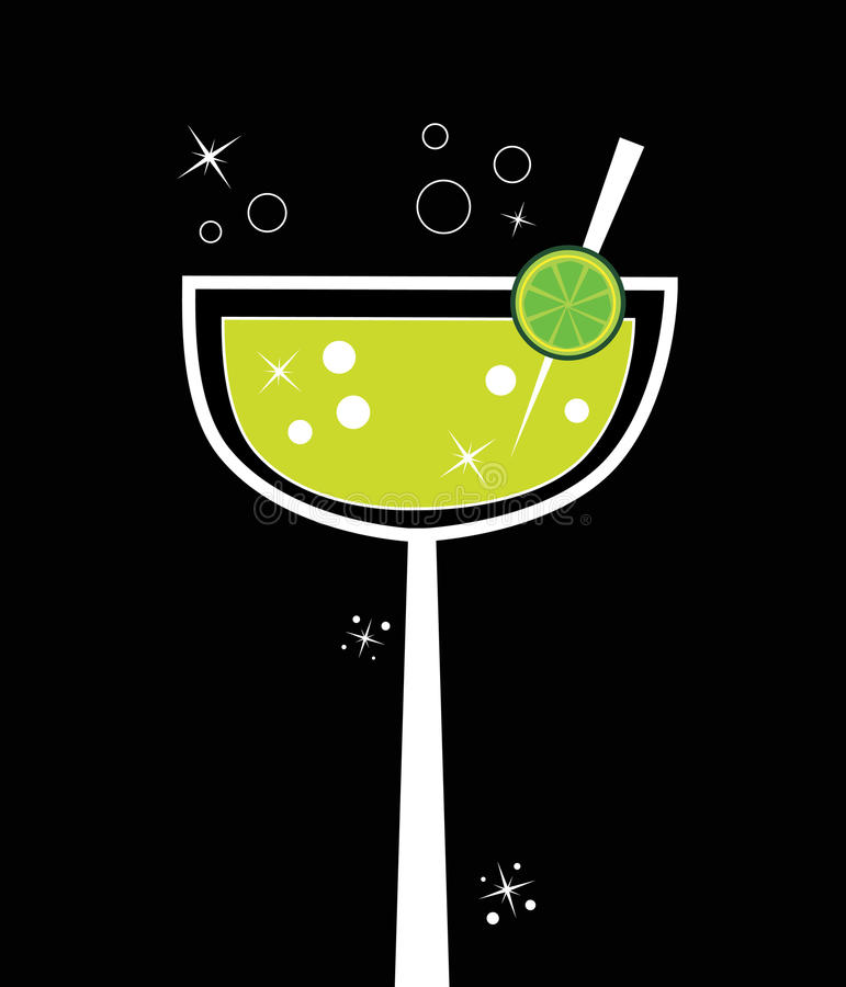 Margarita stock illustration