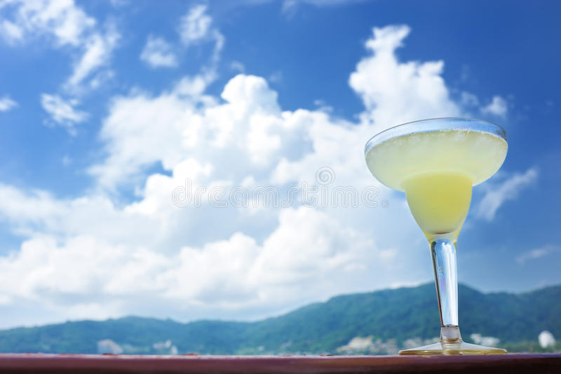 Margarita-Cocktail stockfotos