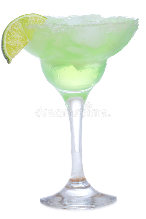 Margarita-Cocktail lizenzfreie stockfotos