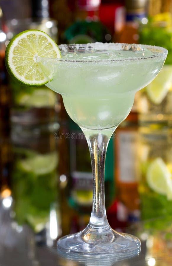 Margarita-Cocktail lizenzfreie stockbilder