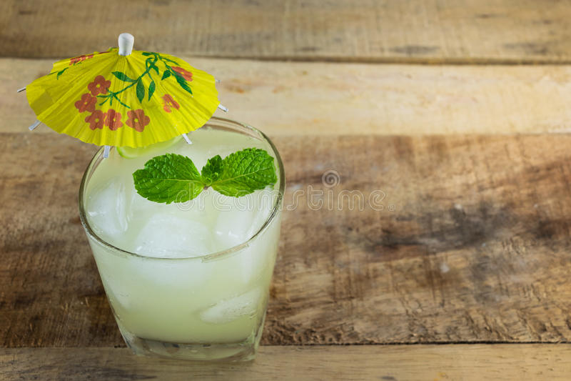 Margarita Cocktail royaltyfri bild