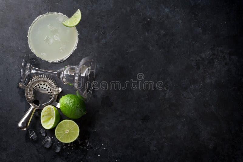 Margarita Cocktail fotos de archivo libres de regalías