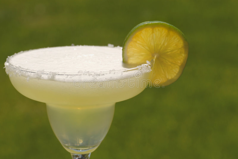 Download A Margarita Cocktail With Lime Stock Photography - Image: 2419022