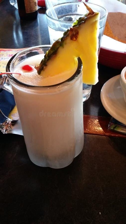Margarita d'ananas images stock