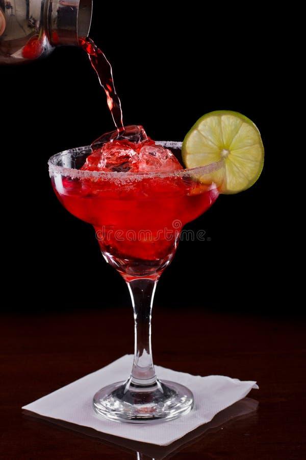 Margarita de pastèque image stock