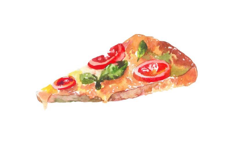 Margarita de pizza illustration libre de droits