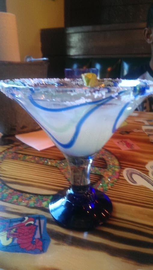 Margarita för blå himmel arkivfoto