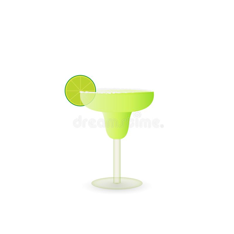Margarita Illustration vector illustratie
