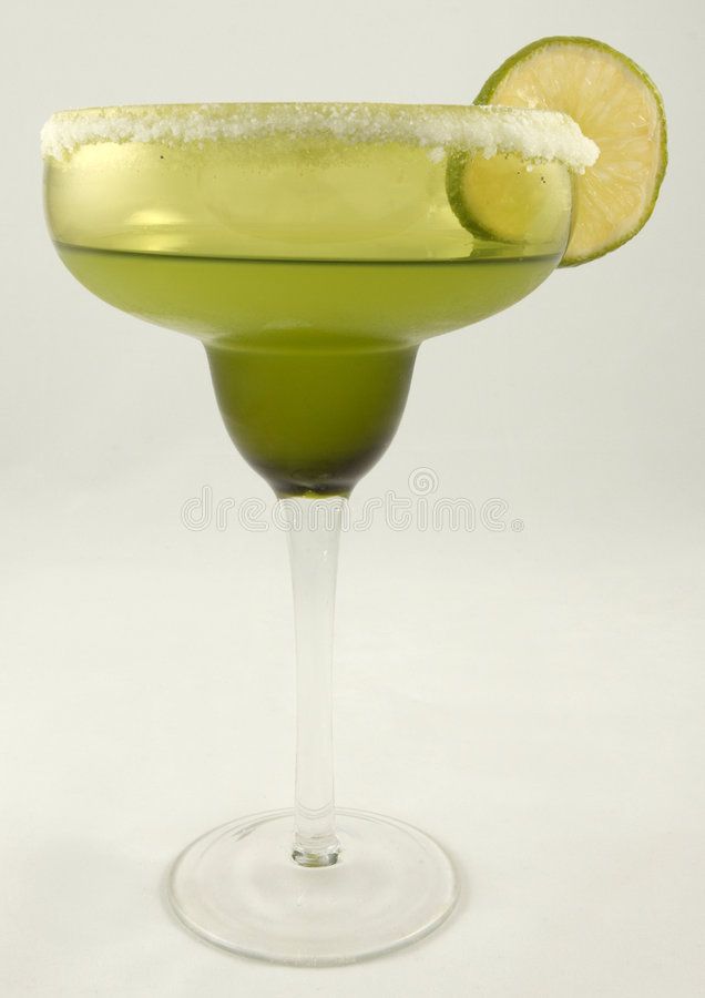 Margarita with lime stock photos
