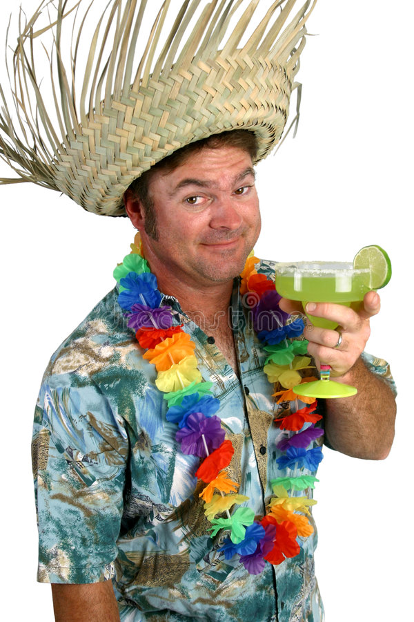 Free Margarita Man - Cheers! Royalty Free Stock Image - 132376