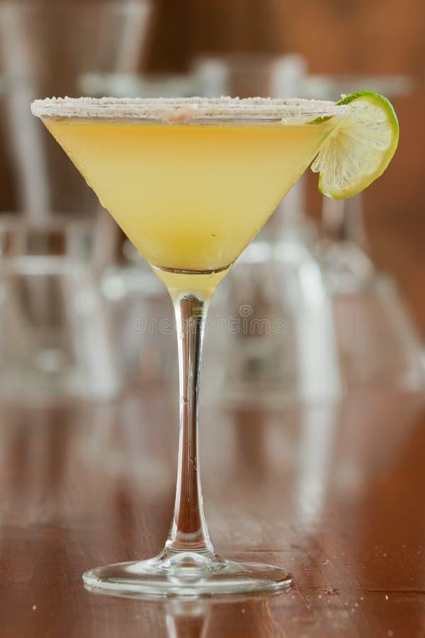 Margarita martini photo libre de droits