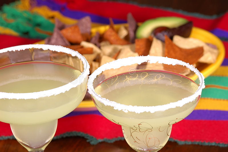 Margaritas royalty free stock photo