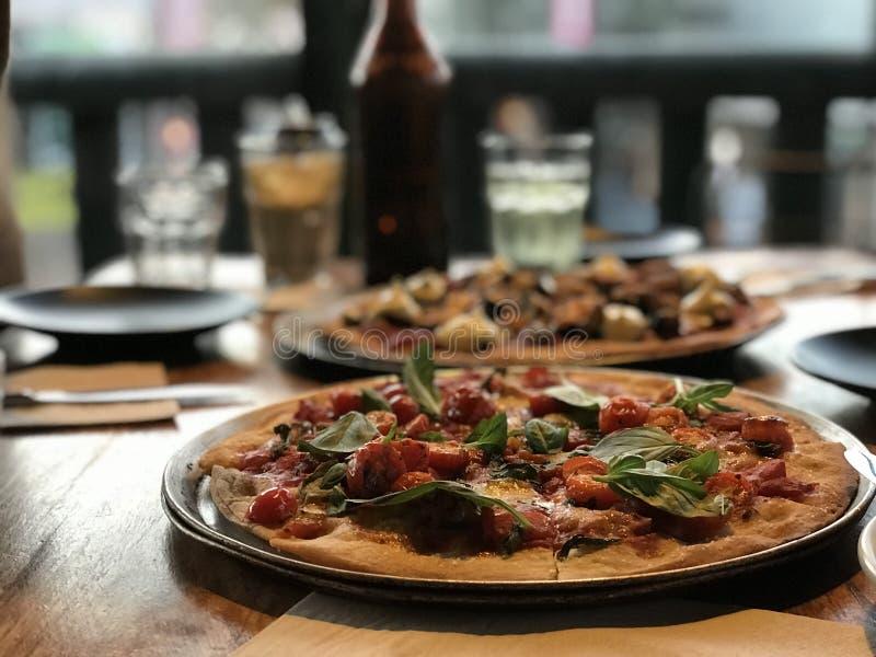 Margaritas da pizza imagem de stock royalty free