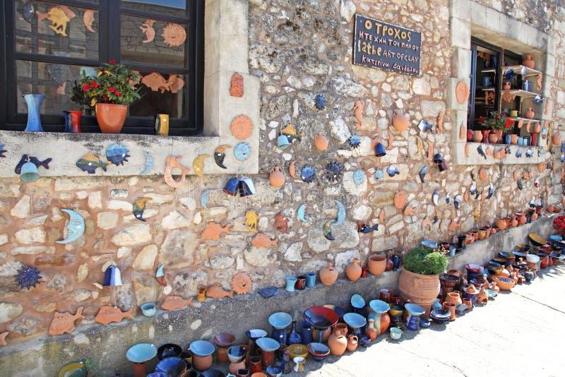 Download Margarites - традиционные Craten поселение Редакционное Стоковое Фото - изображение насчитывающей выселок, критянин: 33731468
