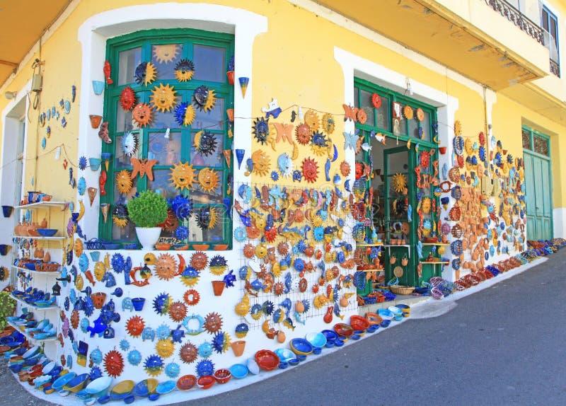 Download Margarites - традиционные Craten поселение Редакционное Стоковое Фото - изображение насчитывающей село, греция: 33731693