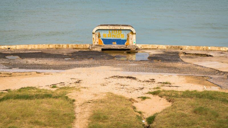 Margate Kent, England, UK arkivfoto