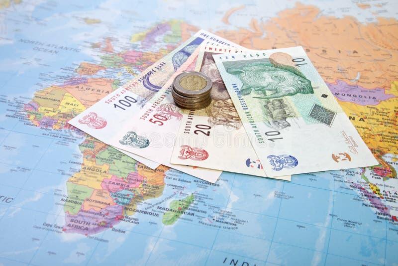 Margens, África do Sul imagens de stock royalty free