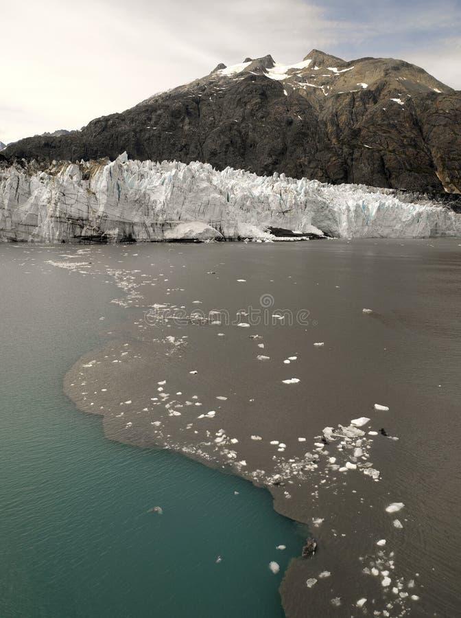 Margerie Glacier - parco nazionale della baia di ghiacciaio - l'Alaska fotografia stock