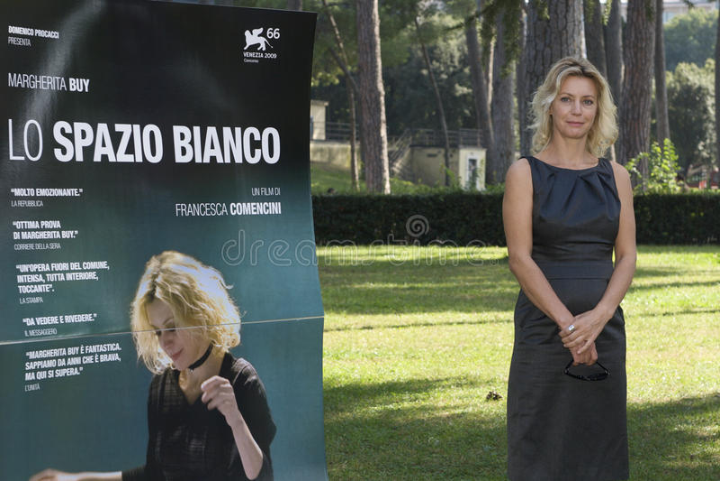 Margherita koopt - actrice royalty-vrije stock foto's