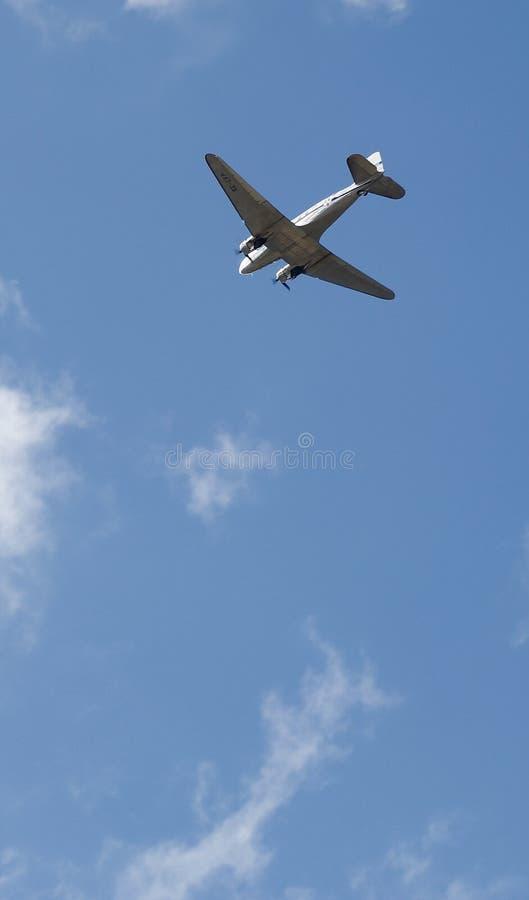 Margherita SE-CFP di Douglas DC-3C immagini stock