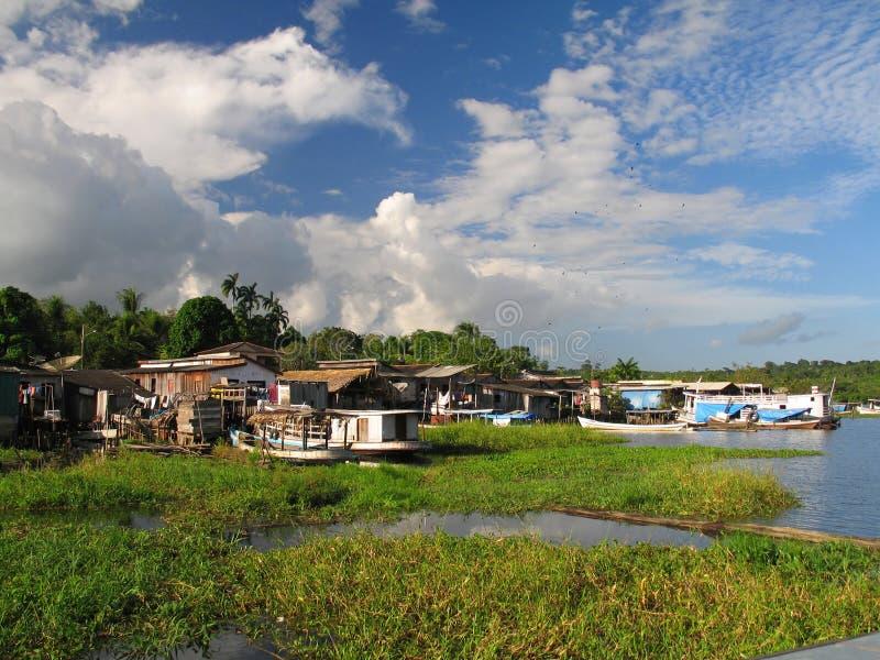 Download Marginal village stock photo. Image of vegetation, town - 473498