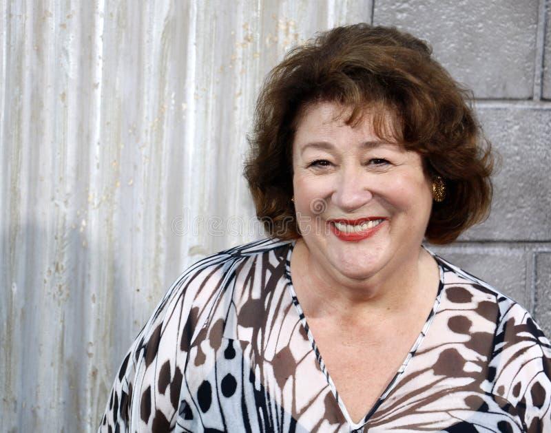 Margo Martindale στοκ φωτογραφία με δικαίωμα ελεύθερης χρήσης