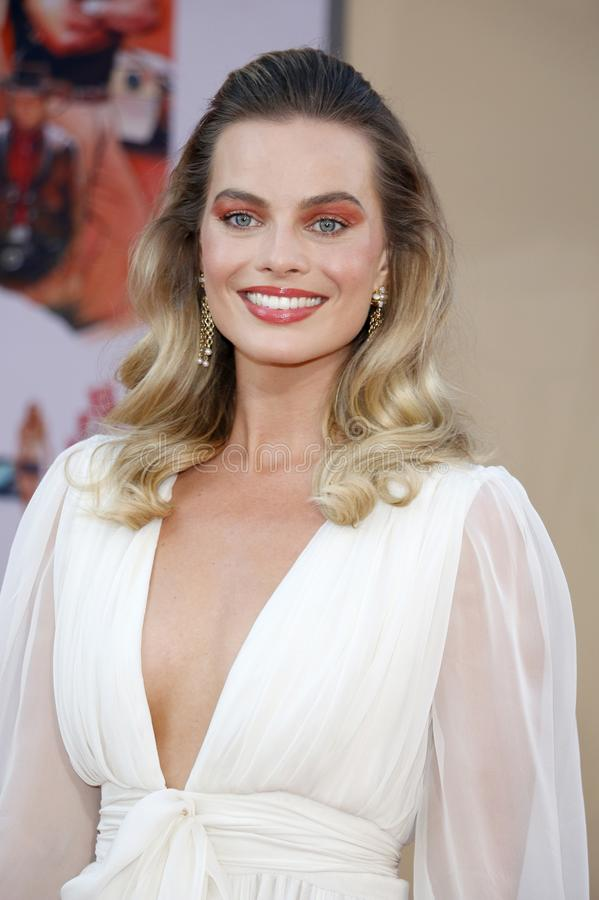 Margot Robbie images stock