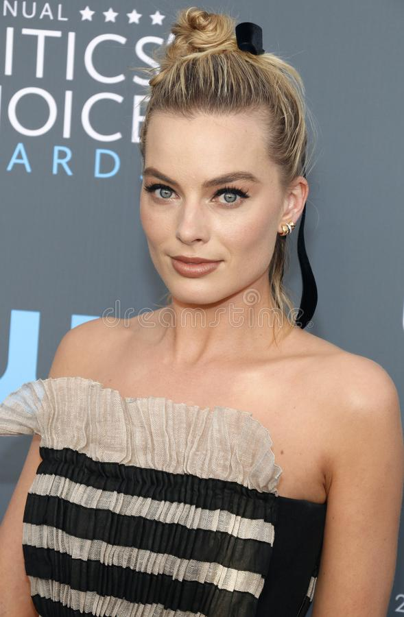 margot robbie obraz royalty free