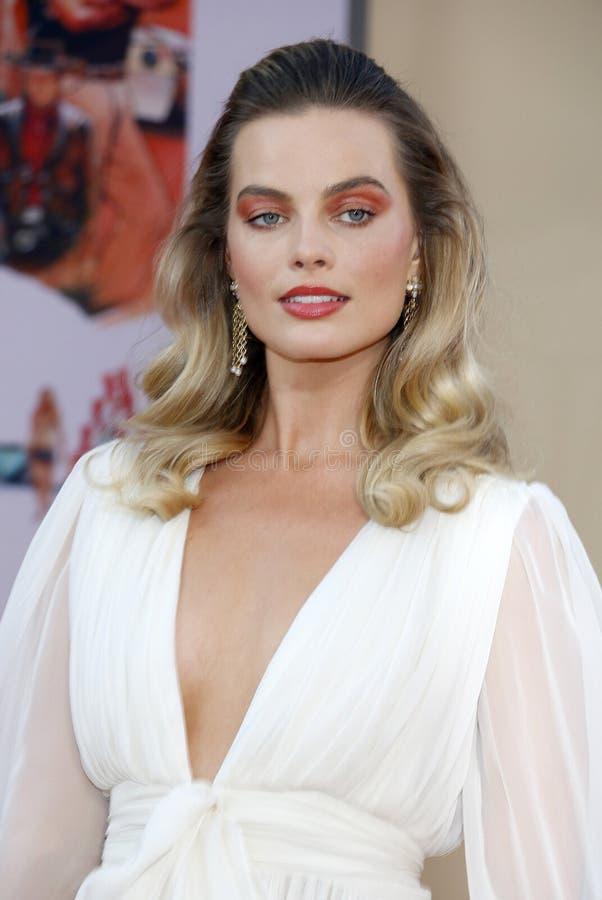 Margot Robbie zdjęcie stock