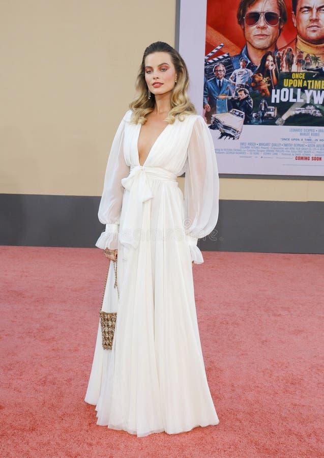 Margot Robbie obrazy stock