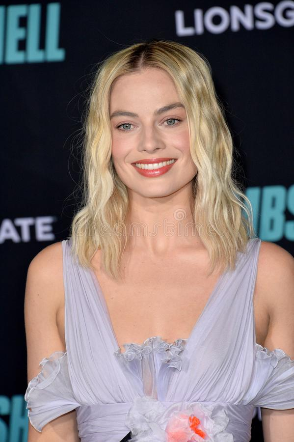 Margot Robbie. LOS ANGELES, USA. December 11, 2019: Margot Robbie at the premiere of `Bombshell` at the Regency Village Theatre..Picture: Paul Smith/Featureflash stock photography
