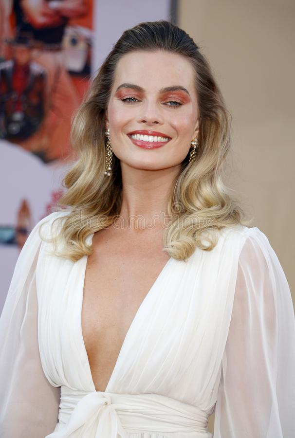 margot robbie fotografia royalty free