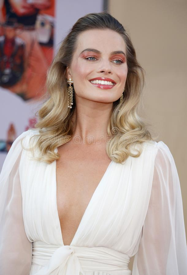 margot robbie obrazy royalty free