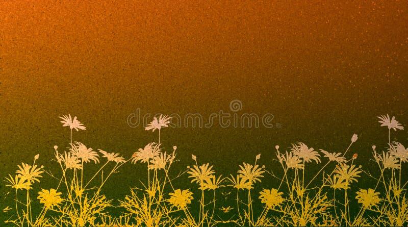 Marguerites illustration de vecteur