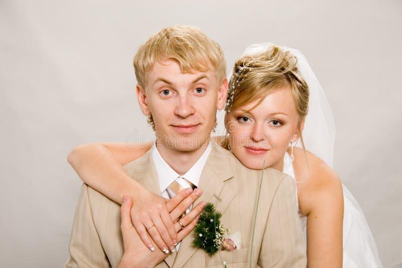 Marié. photo libre de droits