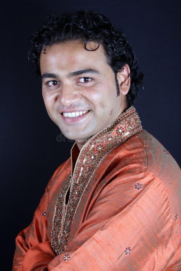 Marié indien beau photos stock