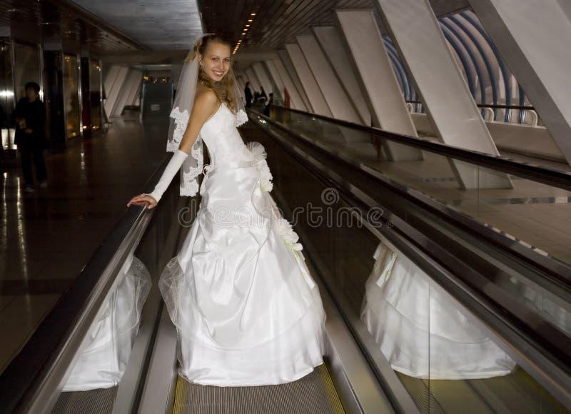 Mariée photo libre de droits