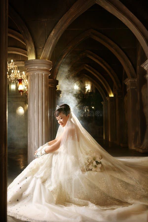 Mariée image libre de droits
